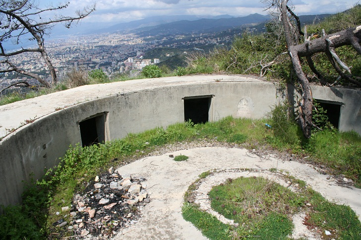 Monte-bunker