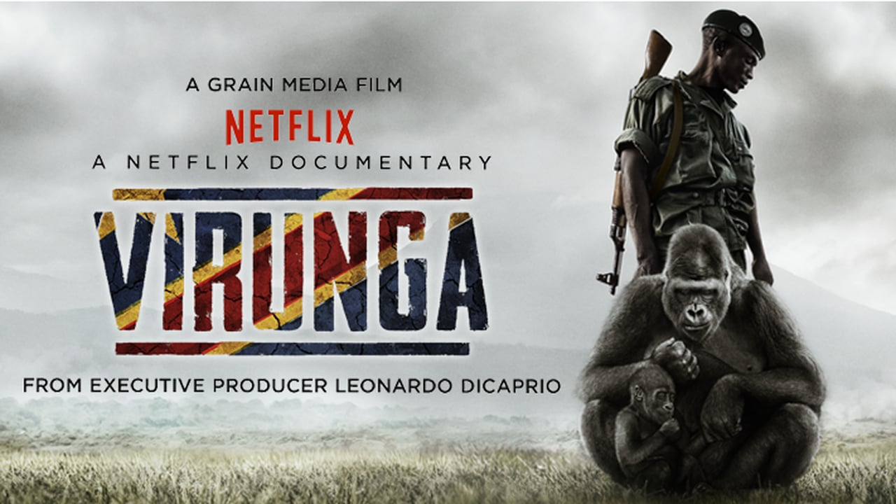 Virunga movie cover