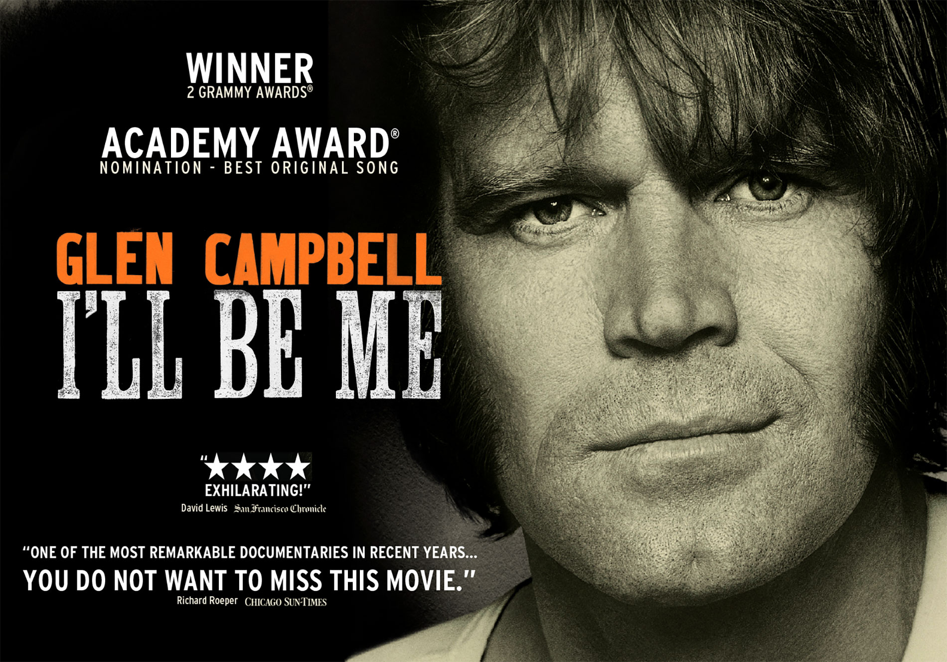 Glen Campbell: I'll Be Me movie cover