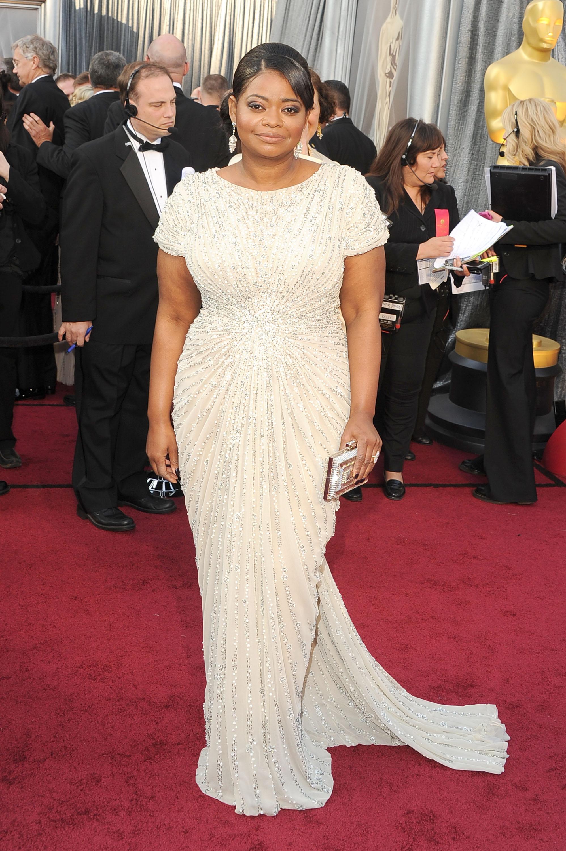 Octavia Spencer's 2012 Oscar gown