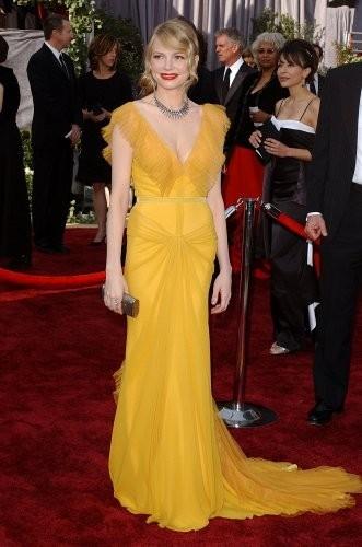 Michelle William's 2006 Oscar gown