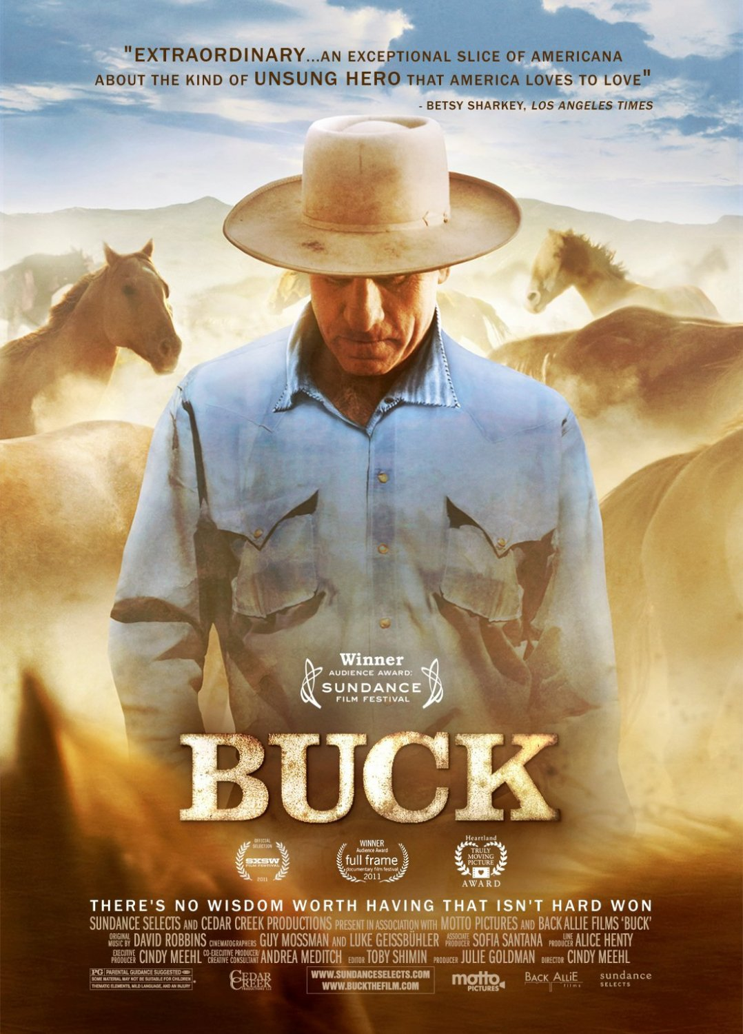 Buck movie cover