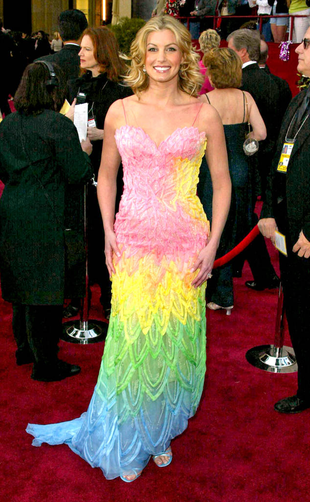faith hill tye die dress