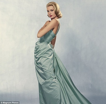 Grace Kelly's 2005 Oscar dress