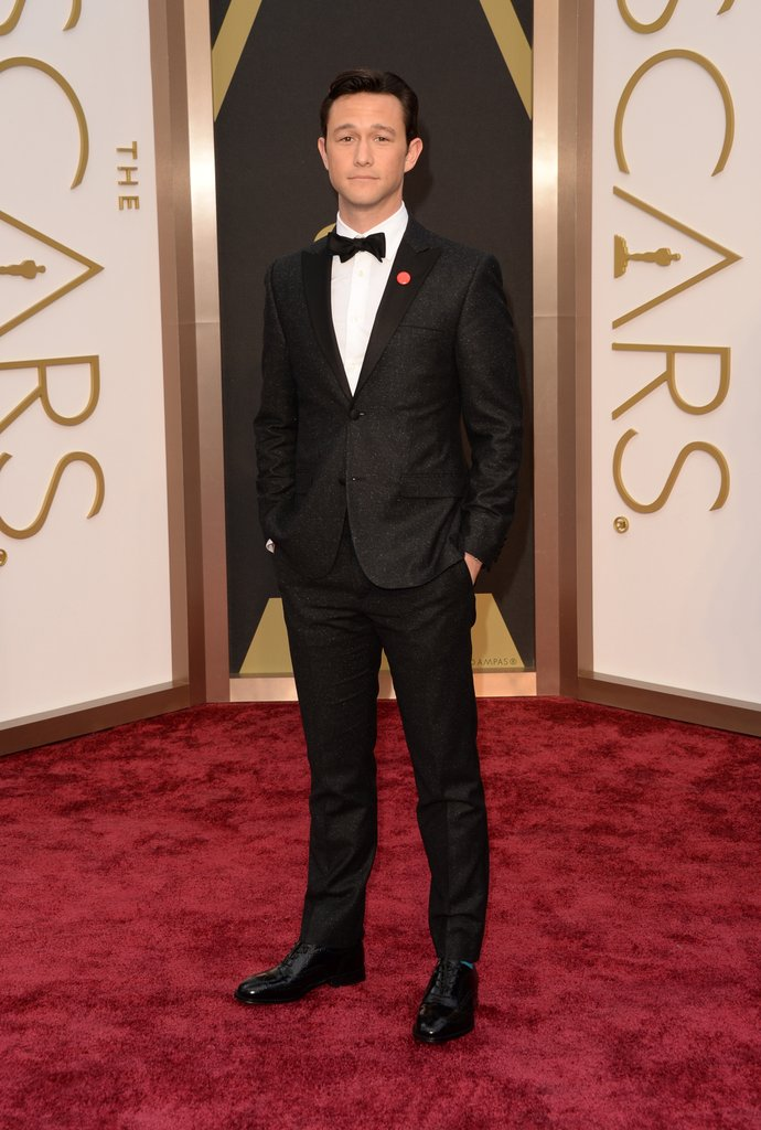Joseph Gordon Levitt at the Oscars