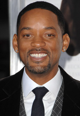 Will Smith in suit