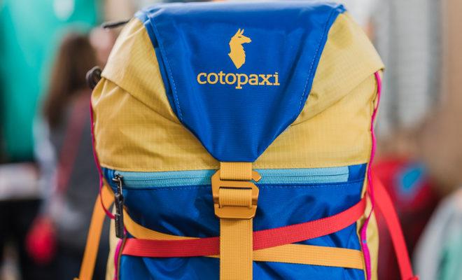 tarek camping backpack