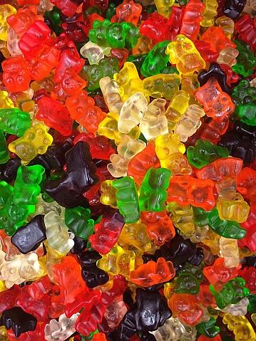 Gummy Jelly Fruity Teddy Bear