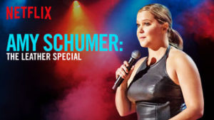 Amy Schumer's latest stand-up comedy special: The Leather Special