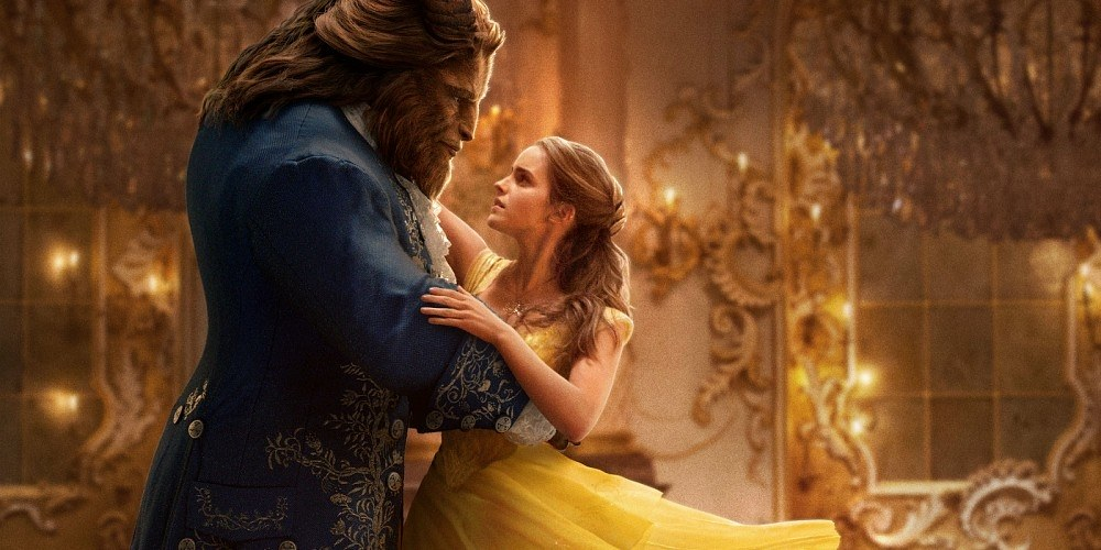 Beauty and the Beast dancing screenshot