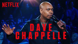 Dave Chappelle returns to the stage with his two-part stand-up comedy special