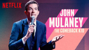 John Mulaney's stand-up special: The Comeback Kid